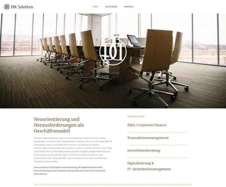DIK Solutions GmbH